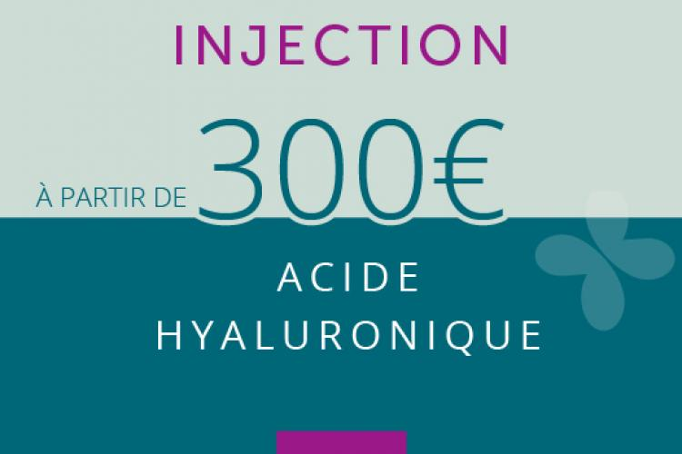 acide hyaluronique 300